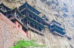 结构瓷峭壁端 库存照片