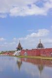 结构缅甸人 免版税库存图片
