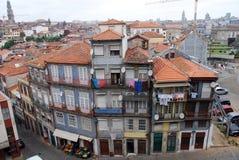结构老波尔图典型的葡萄牙 免版税库存照片