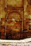 结构背景伊斯兰的开罗 免版税库存图片