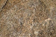 结构背景关闭详细资料石头纹理 布朗背景,花岗岩石样式,选择聚焦 免版税库存照片