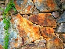 结构背景关闭详细资料石头纹理 库存图片