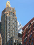 结构街市的芝加哥 免版税库存照片
