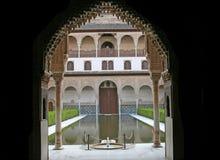 结构要素毛里求斯宫殿 免版税库存图片