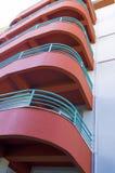 结构详细资料楼梯 免版税库存照片