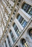 结构详细资料纽约 免版税库存图片