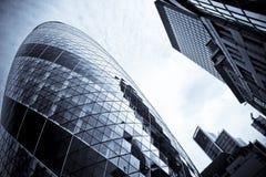 结构轴城市伦敦marys st 库存照片