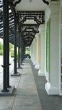 结构马来西亚槟榔岛 库存照片