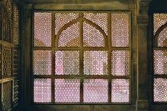 结构fatehpur印度耆那教的sikri 库存图片