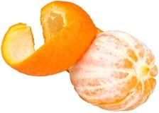 结果实orangen 免版税库存照片