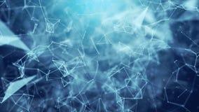 结节抽象网络技术科学背景圈背景 向量例证