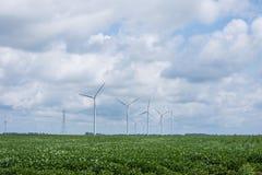 绕环投球法在印第安纳的乡区路线sixity五 库存图片