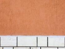 绘画墙壁,抽象背景绘画 免版税库存照片