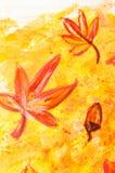 绘画水彩 免版税图库摄影