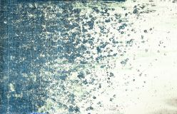绘被洗涤木盘区 免版税库存照片