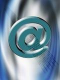 给图标发电子邮件 向量例证