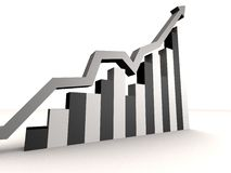 统计数据 免版税库存图片