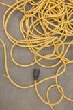 绳子扩展名 免版税库存照片