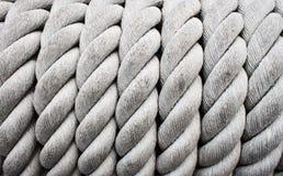 绳索。 免版税库存照片