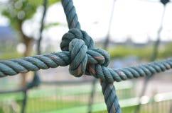 绳索捆绑 免版税库存图片