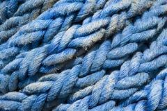 绳索船 免版税库存图片