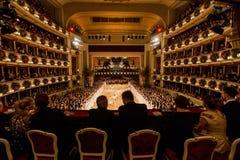 维也纳歌剧球 图库摄影