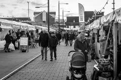 维多利亚女王时代的圣诞节市场-格洛斯特码头37 免版税图库摄影