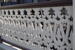 维多利亚时代建筑在开普梅,新泽西 图库摄影