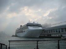 维多利亚港口 库存图片