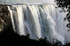 维多利亚瀑布国家公园津巴布韦 库存图片