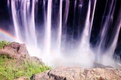 维多利亚瀑布国家公园津巴布韦 免版税库存照片
