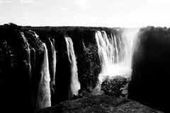 维多利亚瀑布国家公园津巴布韦 免版税库存图片