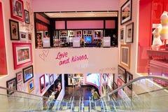 维多利亚的秘密商店 免版税图库摄影