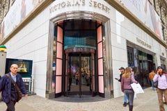 维多利亚的秘密商店 免版税库存照片