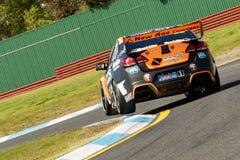 维尔京澳大利亚Supercars冠军 库存照片
