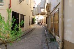 维尔纽斯老镇  免版税库存照片