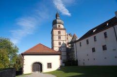 维尔茨堡堡垒 免版税库存照片