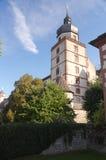 维尔茨堡堡垒 免版税库存图片