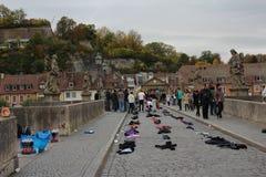维尔茨堡学员比赛 免版税库存图片