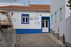 维拉做Bispo,葡萄牙 免版税图库摄影