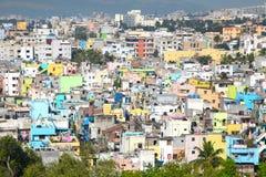 维沙卡帕特南,印度 免版税库存图片