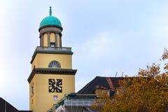 维滕德国在秋天 免版税库存照片
