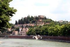 维罗纳 免版税库存图片
