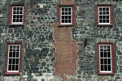 综合墙壁 免版税库存照片