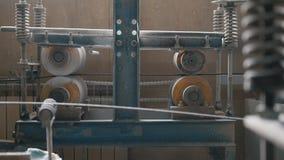 综合增强-机械被转动的机制制造在化学产业的 股票录像