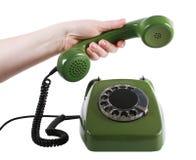 绿化现有量藏品电话收货人 免版税库存图片