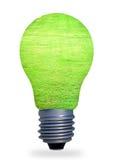绿化闪亮指示 库存照片