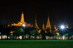 绿宝石的寺庙 免版税库存图片