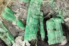 绿宝石 库存照片