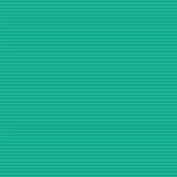 绿松石水平的条纹样式 库存照片